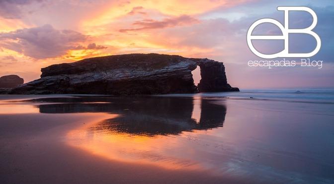Un día en la Playa de las Catedrales; quizás la más hermosa de España