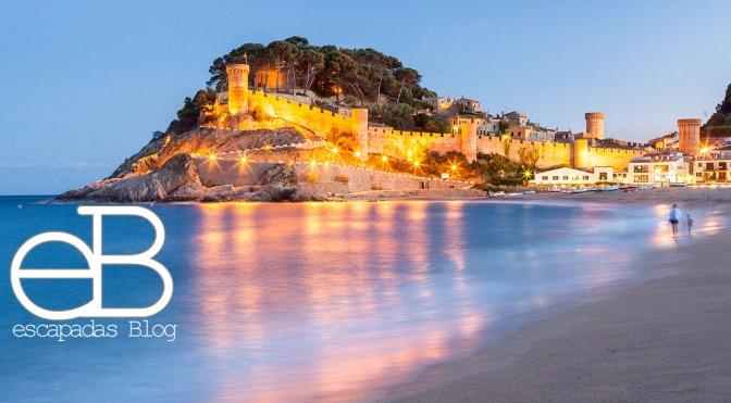 Un día por la Costa Brava Sur: Castillos a la orilla del Mediterráneo