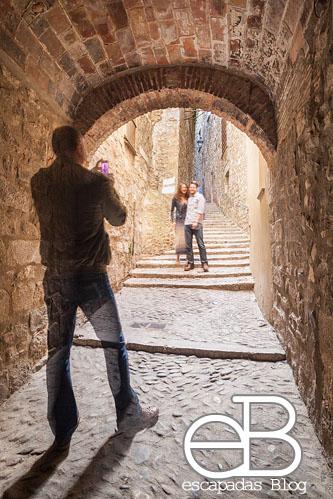 Barrio judio (call) de Girona