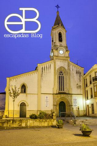 Iglesia de Ribadeo