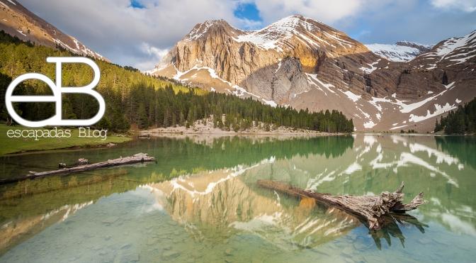 Un día en uno de los lagos más atractivos del Pirineo Aragonés