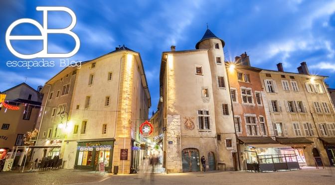 Un par de días en Chambéry en la Saboya francesa