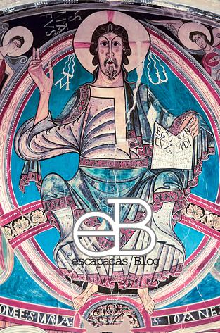Pantocrátor de Sant Climent de Taüll