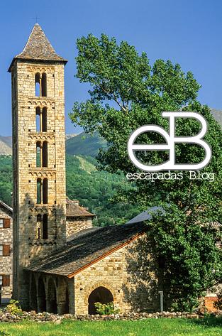 Santa Eulàlia de Erill la Vall